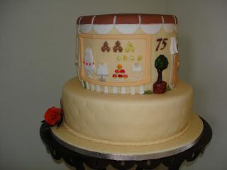 Machu Picchu Cake Brigittes Tortendesign